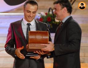 Бербо показа Часовника Франк Мюлер, връчен му от Борислав Михайлов