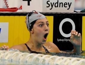 Австралийка счупи 11-годишен световен рекорд в плуването
