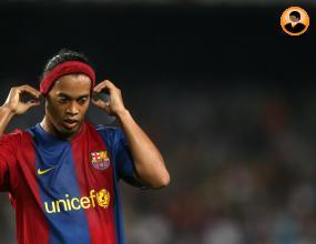 "Барселона се сагласи с Милан и каза ""Да"" за Роналдиньо"