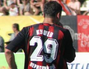 Кушев вкара дузпа на ЦСКА, но загуби финала за купата