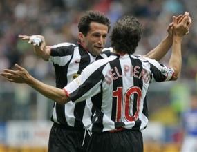 Шоу на Касано и Дел Пиеро в последния кръг на Серия А