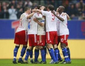 След разгром със 7:0 Хамбургер влезе в УЕФА