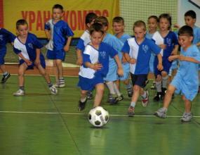 """Стартира седми детски футболен турнир """"лъвчетата"""""""