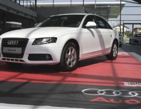 Audi A4  получи награда за най-добър автомобилна на 2008 г.