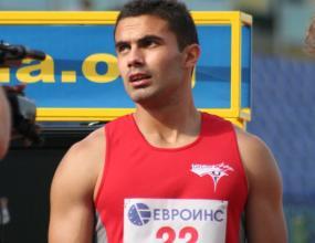 Десислав Гунев изпуска квота за 11 стотни