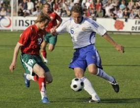 Финландия и Беларус си вкараха по 1 гол