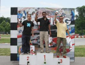 Студент по медицина спечели Beck`s Grand Prix 2008