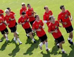 Всички тестове за допинг преди Евро 2008 са отрицателни