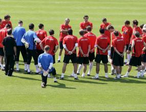 По 250 000 евро ще вземе всеки австрийски футболист при спечелване Eвро 2008