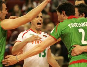 Даваш 8 лева и гледаш България в Световната лига във Варна