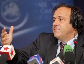 Платини бесен на Полша и Украйна, търси нов домакин за Евро 2012