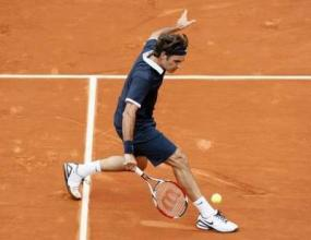 Федерер на полуфинал