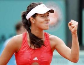 Новата номер 1 в света Ана Иванович на финал в Париж