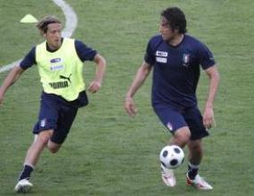 Тони в отлична форма преди Евро 2008