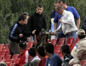"""Феновете на Локо Пд: Хулиганите на ЦСКА да бъдат наказани, иначе """"око за око, зъб за зъб"""""""