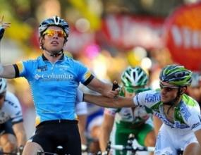 Кавендиш спечели 13-тия етап на Тур дьо Франс