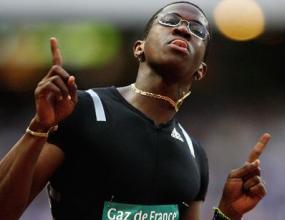 Роблес остана на стотна от световния си рекорд на 110 м/пр