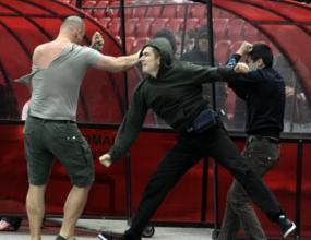 Ужасяваща история: Пияни български футболни кретени пребиват фен на ЦСКА в Лондон
