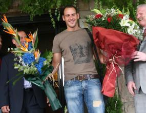 Петър Стойчев спечели в Охрид