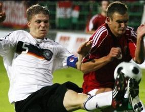 Германия се пребори за полуфинал с Чехия