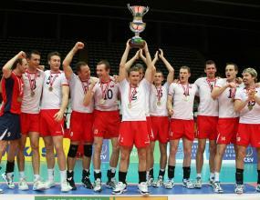 Словакия спечели Европейската лига по волейбол