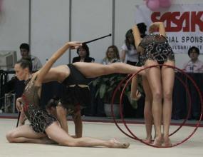Пет олимпийски ансамбъла ще участват на турнира във Варна