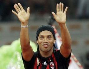 Роналдиньо: Барса, винаги ще те нося в сърцето си