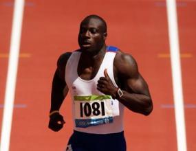 Тайрън Едгар с най-добро време в сериите на 100 метра