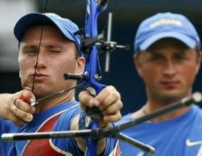 Украинец спечели златото на стрелба с лък