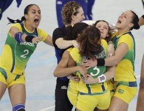Бразилия излъга Република Корея с 33:32 и взе първа победа