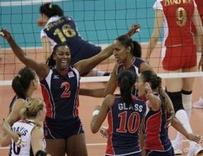 САЩ излъга олимпийския шампион Китай с 3:2 в драма