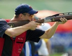 Американец спечели в скийта на турнира по ловна стрелба