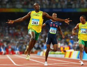 Феноменален Болт! Олимпийско злато и световен рекорд на 100 м