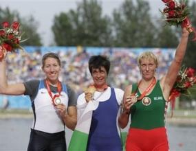 Всички медалисти от осмия ден, Нейкова донесе първо злато за България