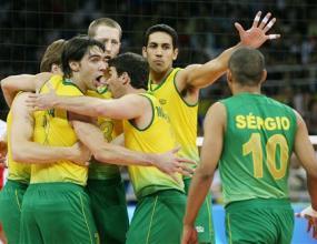 Бразилия без проблеми срещу Полша