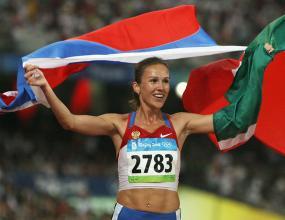 Рускиня грабна олимпийското злато на 3000 м стипълчейз със световен рекорд