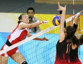 Китай надделя над Япония с 3:0