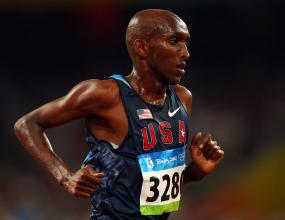 Световният шампион Бърнард Лагат аут от финала на 1500 метра