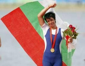 Златната медалистка Румяна Нейкова се прибира тази вечер