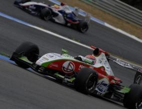 Арабаджиев започва втората половина от сезона във Формула Мастър