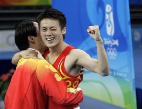 Китай с титла и в турнира по скокове на батут