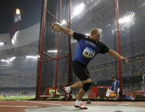 Естонец е новият олимпийски шампион на диск