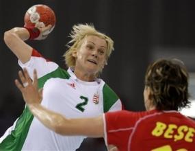 Унгария бие Румъния с 34:30 и стигна до полуфиналите