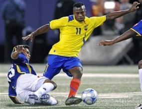 Еквадор се наложи над Колумбия с 1:0 в контролна среща