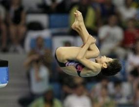 Китай спечели осмо злато от скоковете във вода