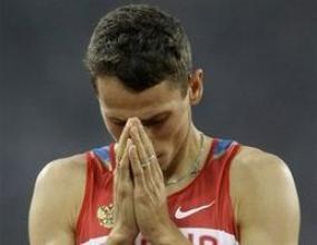 Юрий Борзаковски отпадна на полуфиналите на 800 метра