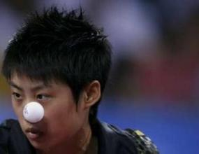 Китайски финал в тениса на маса