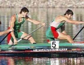 Братята Богданович спечелиха титлата за Беларус на двуместно кану
