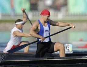 Максим Опалев от Русия спечели олимпийската титла на едноместно кану на 500 метра