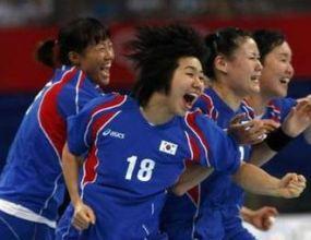 Република Корея с бронз при жените на хандбал
